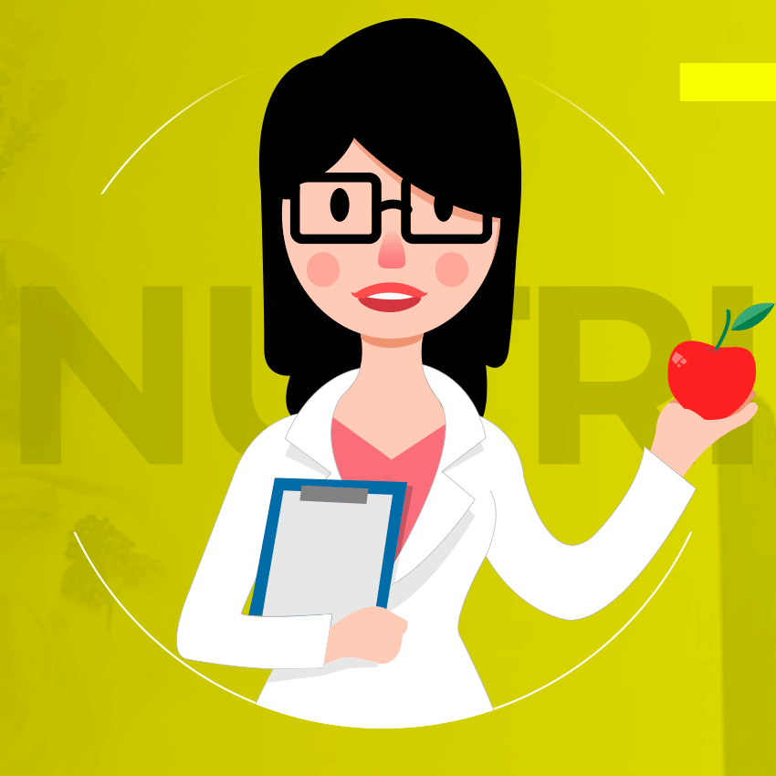 Nutricionista Concurseira