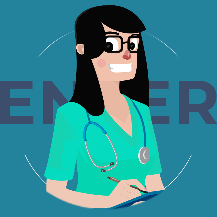 Enfermeira Concurseira